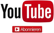 Advertentie Volg ons op Youtube (DE)