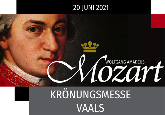 Advertentie Krönungsmesse Vaals 2021 (DE)